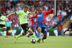the statistic that puts crystal palace ahead of everton,...