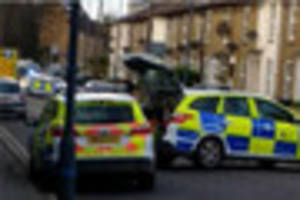 Witness appeal after a man in his 20s was taken to hospital after...