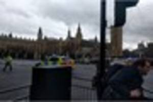 Live updates as shooting outside Houses of Parliament puts London...