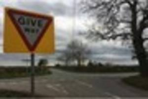Watch: Remember Storm Doris? These Needwood road signs are STILL...