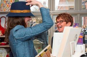 boden hat tried on by the duchess of cambridge to be auctioned by east anglia's children's hospices