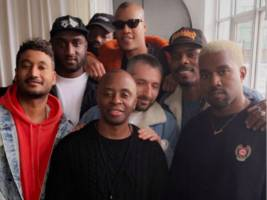Kanye West Can't Make G.O.O.D. W/ Music Band, Yeezy Hit W/ Shade