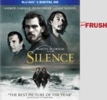 martin scorsese's silence digital hd: 'andrew garfield & adam driver deliver their best acting'
