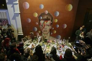 David Bowie Brixton memorial abandoned due to lack of funds