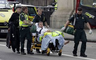 [UPDATE]: Three People Killed, More Than 20 Injured In London Terror Attack Near Parliament