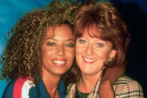 mel b's mum hopes to finally end feud with her daughter as she splits from stephen belafonte