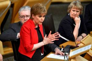 Nicola Sturgeon gets ready to 'fill in the blanks' and tell voters her plans for independence ahead of second referendum
