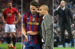 zlatan ibrahimovic says feud with manchester city boss pep guardiola continues to motivate him