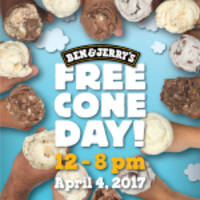 Showcase Cinemas to Participate in Ben & Jerry's Free Cone Day!