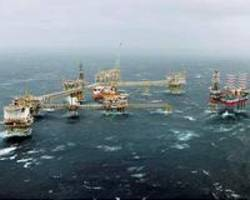 Norwegian oil and gas production remained slow in February, report says