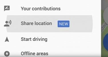 Google Adds New Maps Feature for Sharing Your Real-Time Location and ETA