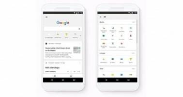 google app for android and ios welcomes customizable shortcuts