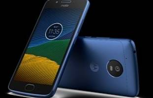 Moto G5 to Arrive in Sapphire Blue Color Option
