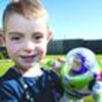 Relay to highlight young Harry's cancer battle