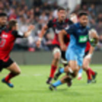 rugby: umaga gives blues free rein to attack bulls
