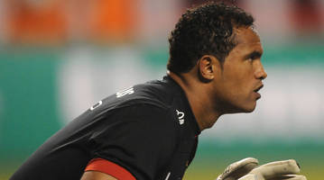 Brazilian GK convicted of killing girlfriend and feeding her to dogs: 'I made a mistake'