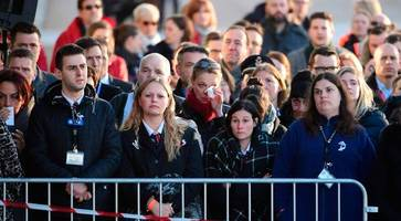 King Philippe leads tributes as Belgium marks first anniversary of terrorist attacks
