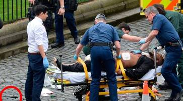 London terror: Police officer among five victims of rampage at Westminster