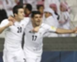 afc world cup qualifiers: qatar 0-1 iran - team melli edge out maroons to consolidate lead atop group a