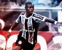 brazil wonderkid lincoln hoping to emulate ronaldinho at 2022 world cup