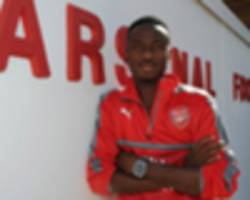 nwakali, nelson and the top five teenage stars to watch at arsenal