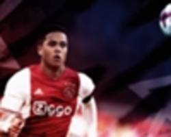 I want to play for Barcelona but Ronaldo is my idol, reveals Patrick Kluivert's son Justin