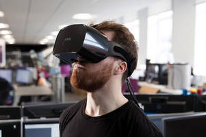 Student's VR therapy tool combats social anxiety and speech disorders