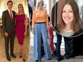Ivanka Trump working with Hollywood stylist Cat Williams