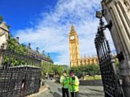 London terror: MPs were warned about low security at gates