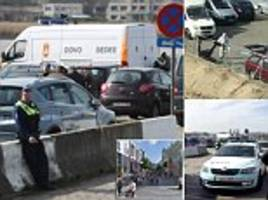 French-Tunisian tries to drive car into a crowd in Antwerp