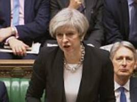 London Attack: Theresa May vows defiance in Parliament