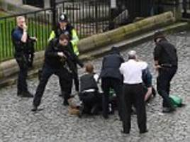 quentin letts saw 'vista of violence from big ben office'