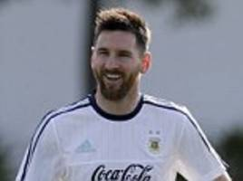 argentina face a crucial world cup qualifier against chile