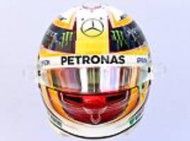 Can you match Formula One drivers with their helmets?