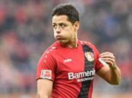 javier hernandez to manchester united? striker drops hint