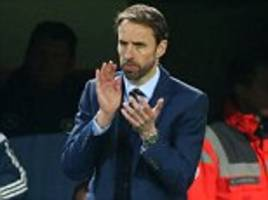 Southgate handles himself well on England managerial debut