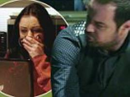 danny dyer's exit storyline is 'laughable' and 'rushed'
