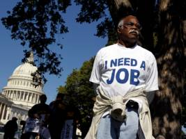 here come initial jobless claims...