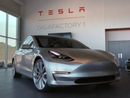the tesla model 3 could be the safest car on the road — and that's bad news for every other automaker (tsla)