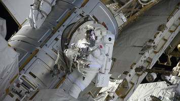 spacewalk live