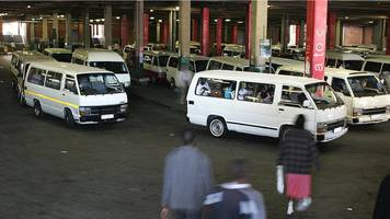South Africa police warn of taxi rape gang in Johannesburg