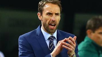 Gareth Southgate: England manager impressed by new system