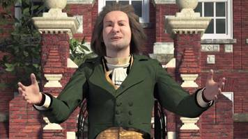 william wilberforce brought back to life in virtual reality