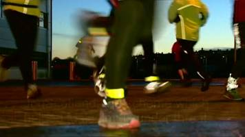 call to save funding for jogging programme