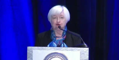 Watch Live: Janet Yellen Tells America Growing Up Poor Makes It Harder To Succeed As An Adult