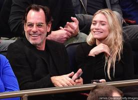 ashley olsen and richard sachs have called it quits after five months of dating