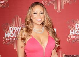 desperate to lose weight, mariah carey opts for breast reduction surgery