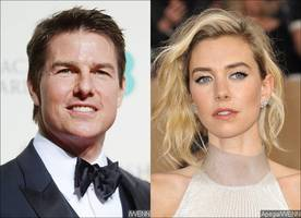 ready to mingle? tom cruise's 'fallen' for 'm:i-6' co-star vanessa kirby