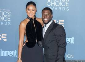 Report: Kevin Hart's Wife Eniko Pregnant With Their First Child