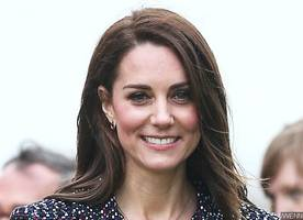 Report: Kate Middleton Is Pregnant With Baby No. 3